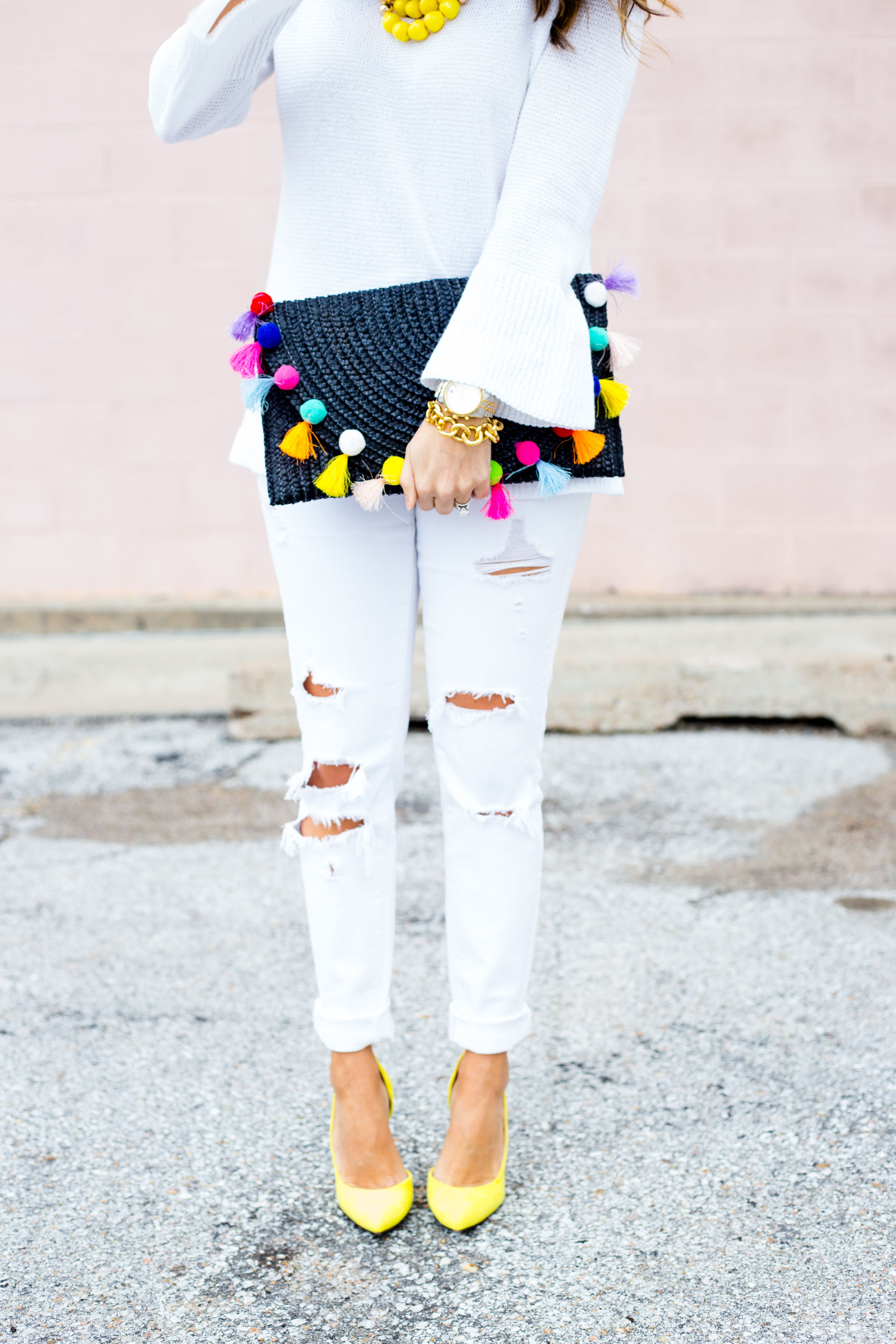 all white colorful affordable accessories style and fashion rh pinterest com