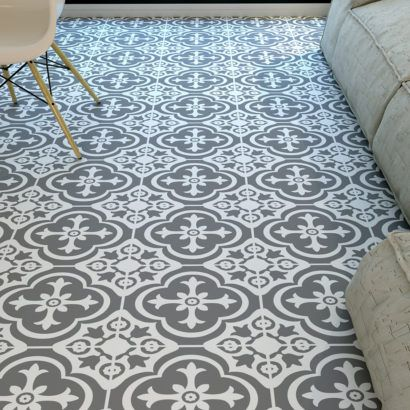 Decorative Vinyl Floor Tiles Marroquí Piso Pegatinas  Moroccan Tile Decals And Wall Sticker