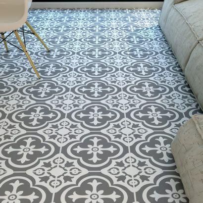 Moroccan Floor Stickers Tiles Pinterest Flooring Kitchen