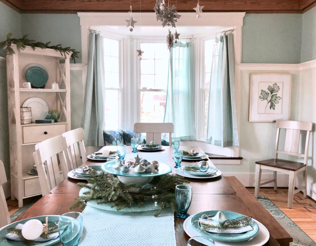 Wait Til You See This Wondrous Dining Room Transformation Gift