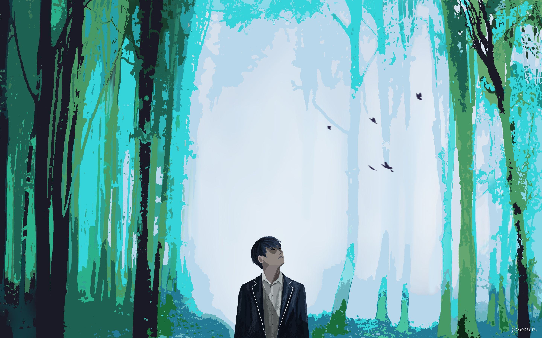 Suga Wings Fanart Bts Suga Yoongi Wings Desktop Wallpaper Bts Fanart Wings Tour Art