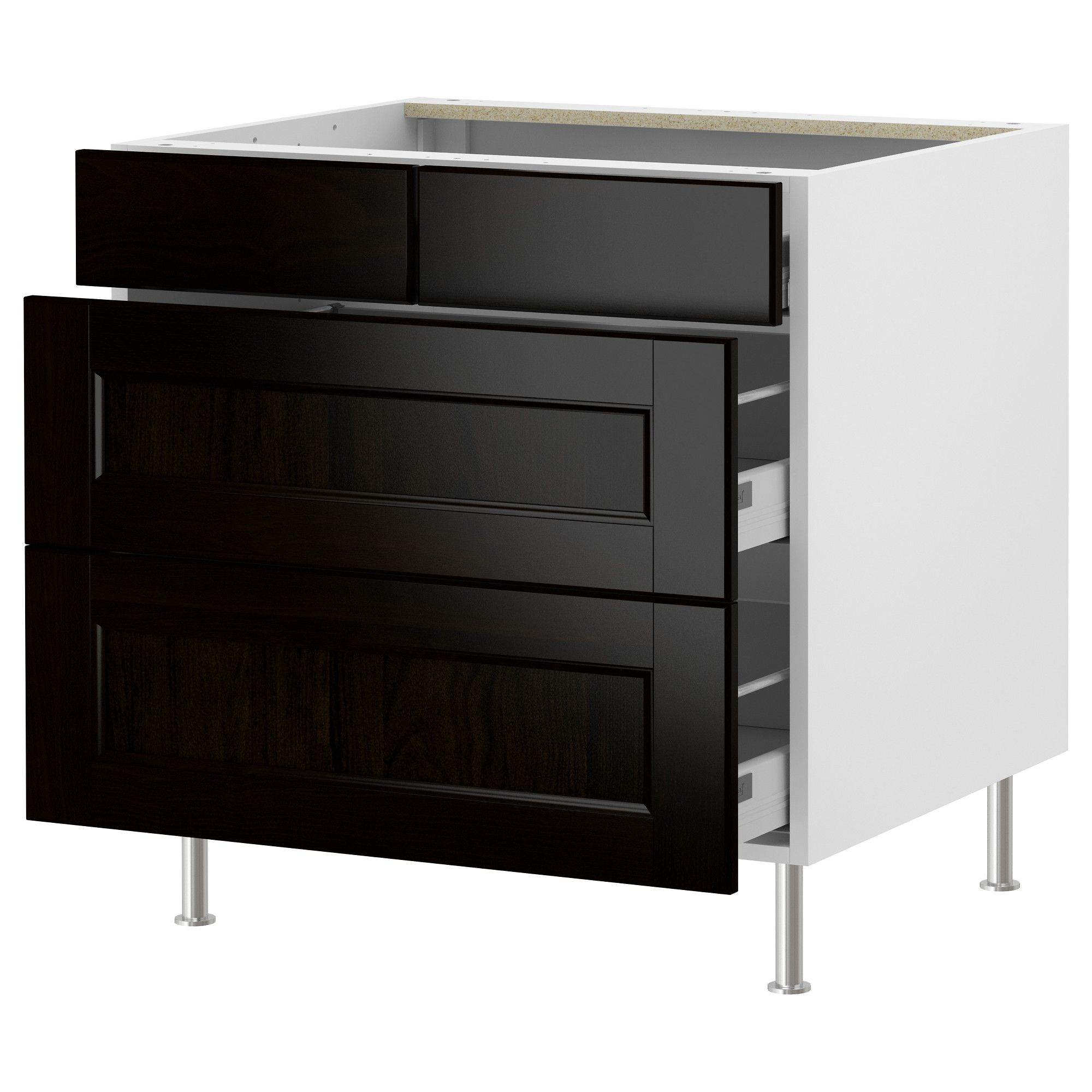Furniture and Home Furnishings   Kitchen base cabinets ...