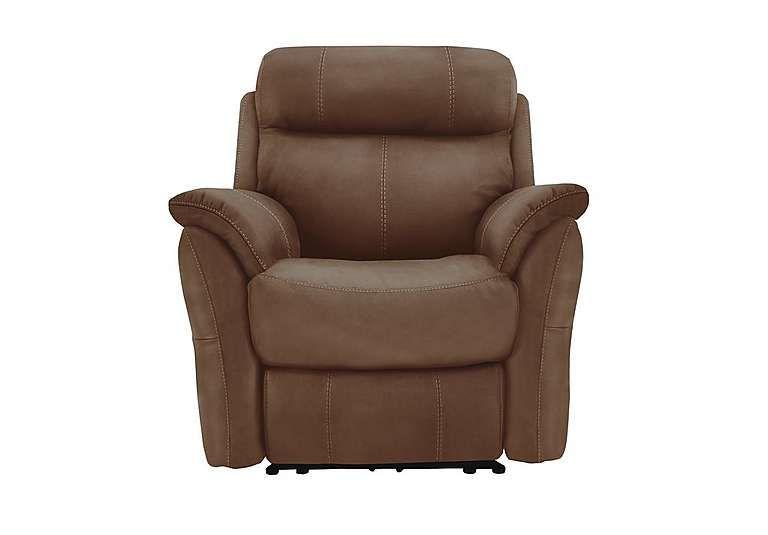 furniture village relax station revive fabric recliner armchair rh pinterest com