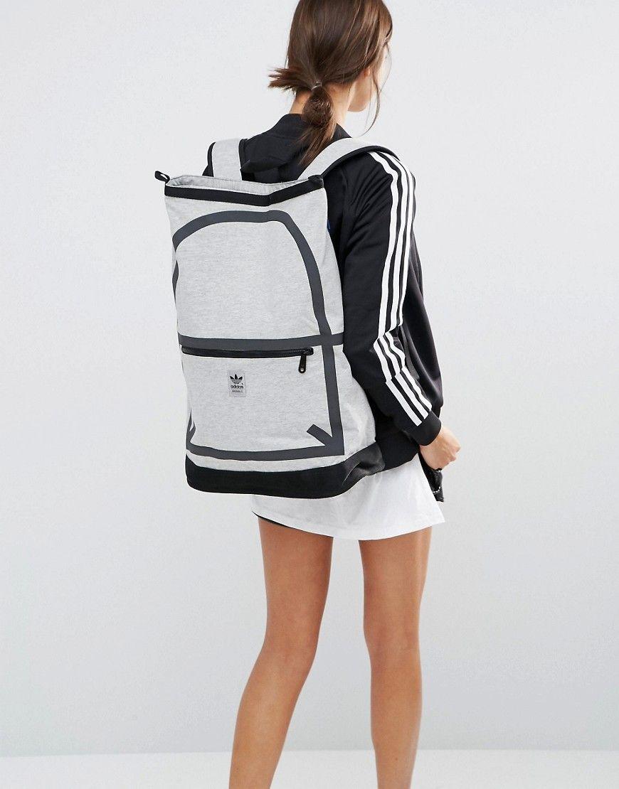 86c22e673a Image 3 of adidas Futura Noon Premium Backpack