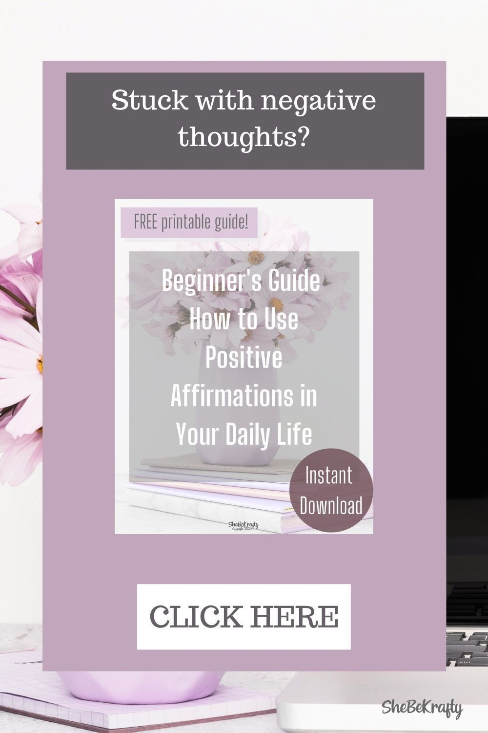 FREE Guide How to Use Positive Affirmations in 2020