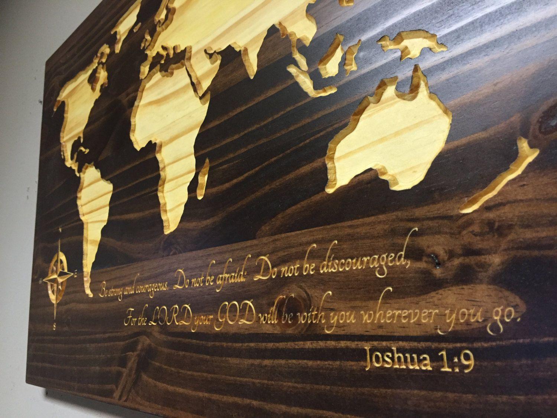 Spiritual wall art custom bible verse passage religious wall spiritual wall art custom bible verse passage religious wall decor joshua amipublicfo Images