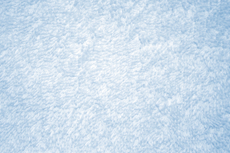 Light Blue Terry Cloth Texture White Carpet Texture Rug Texture
