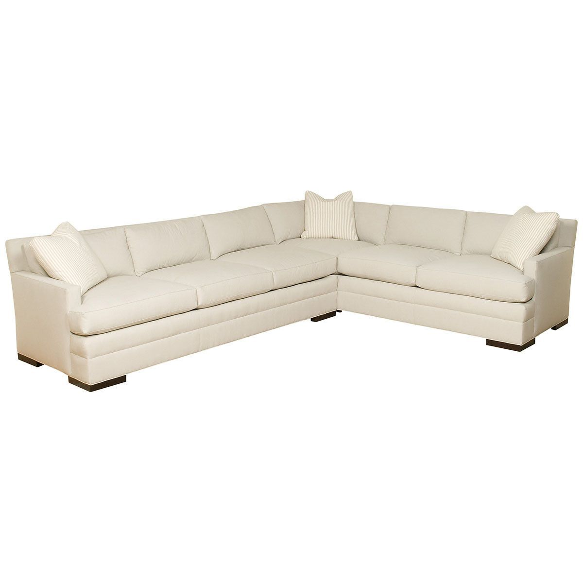 Vanguard Furniture Newberry Park Left Arm Sofa 608-LAS