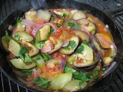 My recipe for Ratatouille