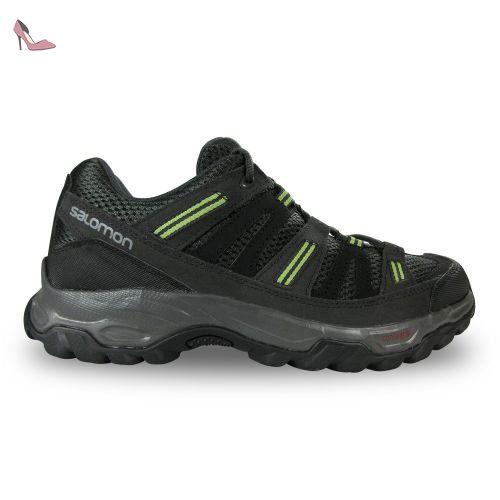 Salomon 11 Schwarz Homme Pour Montantes Chaussures Noir PXwrYP1q