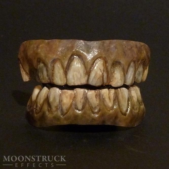 Custom Chronos Teeth - Customize your own pair at www