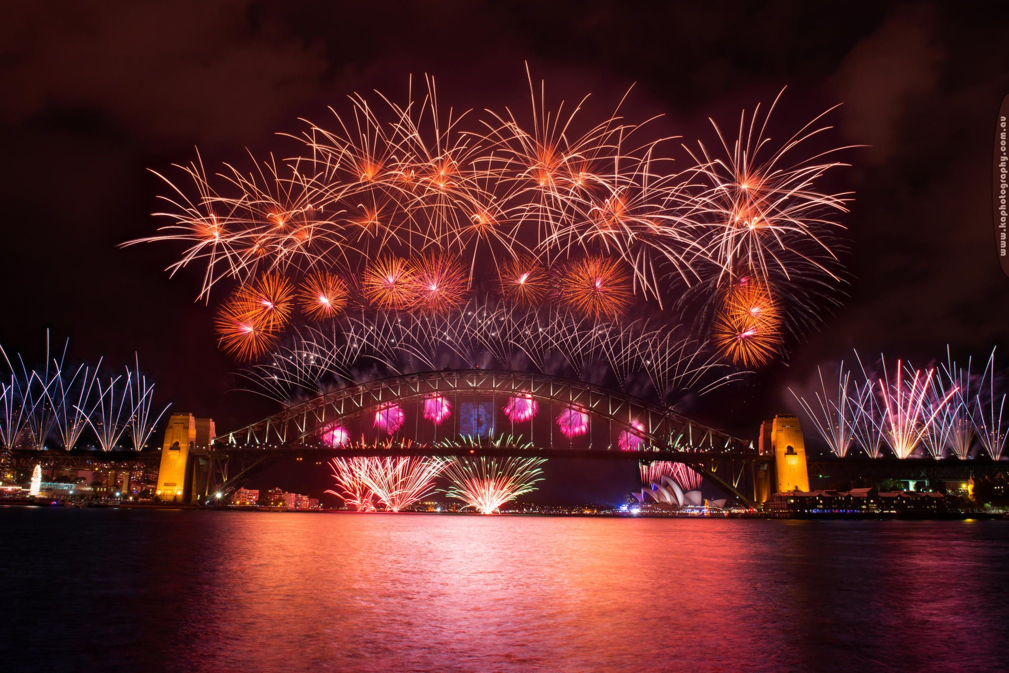 Photograph New years eve sydney 2013/2014 by KAphotography  on 500px