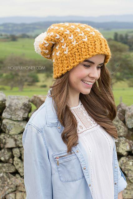 f75f8be1c7d2b Fair Isle Biscotti Hat pattern by Olivia Kent | crochet | Crochet ...
