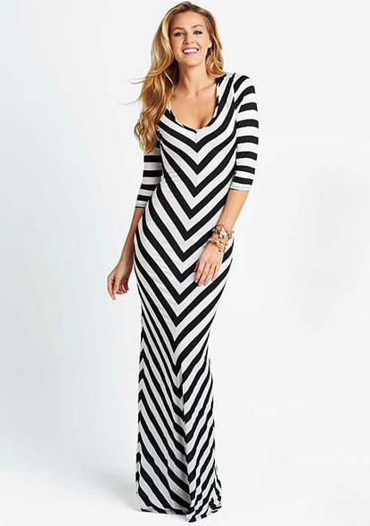 Just bought this dress in black and white, and white and coral! :) I can't wait for them to come in the mail!