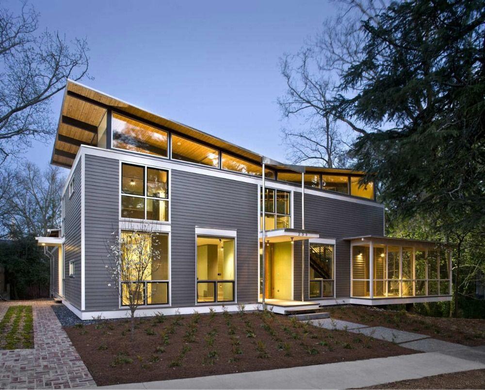 Modern Container House/prefab House/prefabricated/modular Homes ...