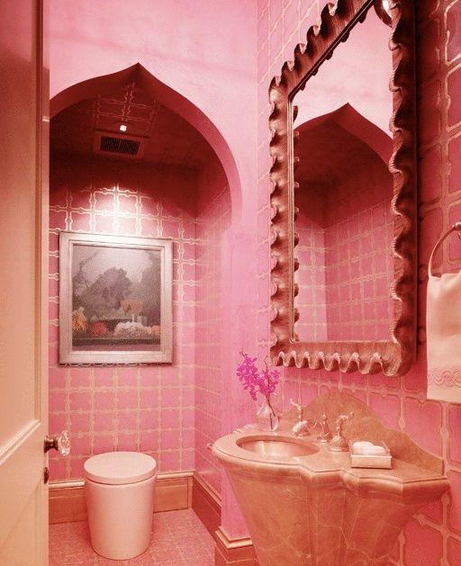 31++ Fuschia pink pink bathroom trends