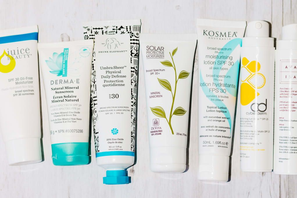 The Best Sunscreen for the Face of 2020 — ReviewThis