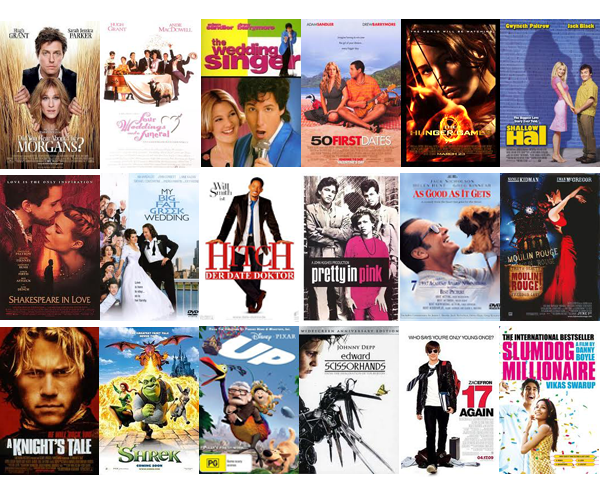 (Written By A Guy) Top Romantic Comedies That Guys