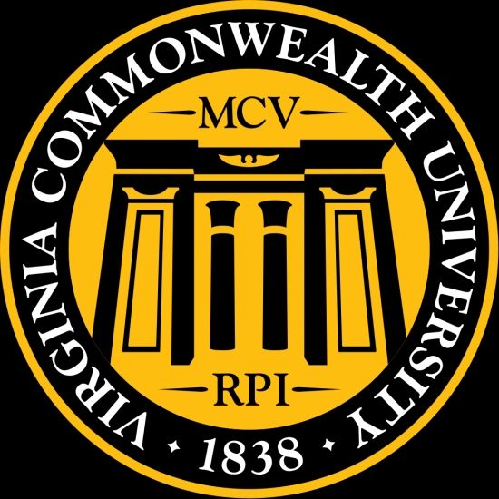 Virginia Commonwealth University Logo image | Virginia commonwealth  university, University logo, Vcu