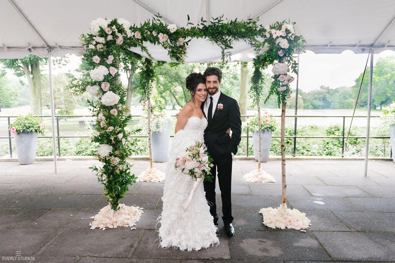 Jewish Wedding At Dyker Beach Golf Course In Dyker Heights Brooklyn Photos By Brooklyn Wedding Photographer Ever Wedding Brooklyn Wedding Golf Course Wedding