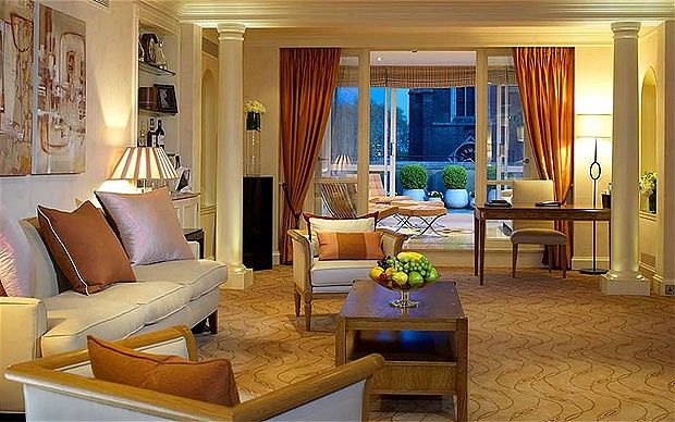 The Berkeley Pavilion Conservatory Suite Price Per Night Find This Pin And More On London S Most Expensive Hotel