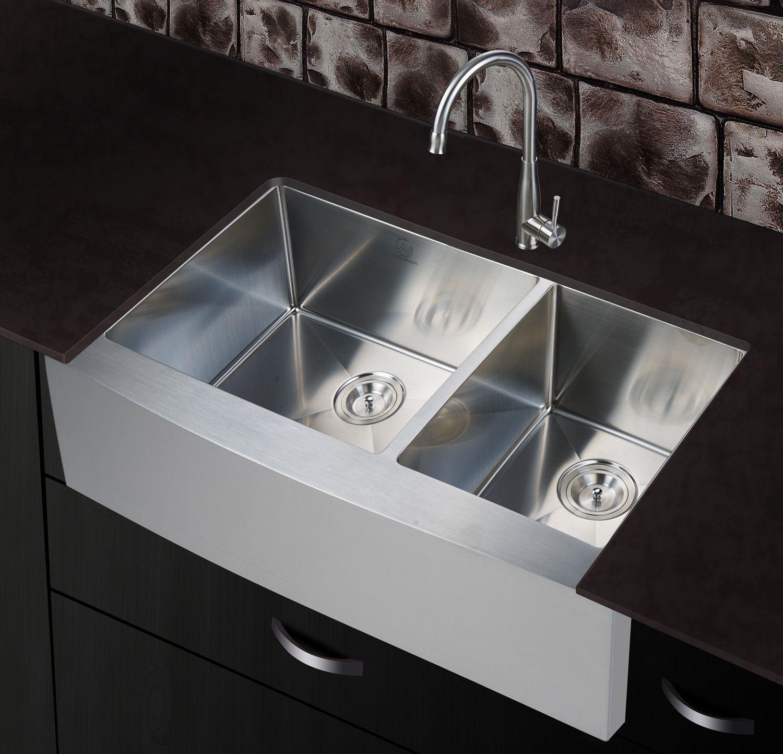 36 x 21 farmhouse apron kitchen sink products farmhouse sink rh nz pinterest com