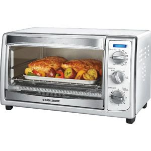 Black Decker Convection Toaster Oven In Black Walmart Countertop Convection Oven Stainless Steel Oven Toaster Oven