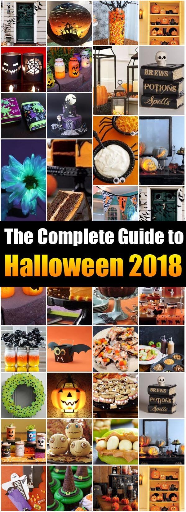 The Complete Guide to Halloween 2020 Halloween, Holiday