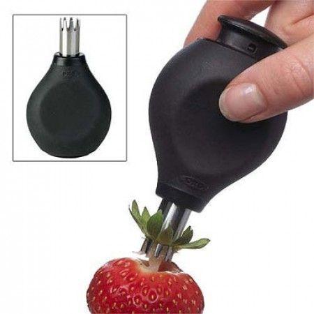 Odd Kitchen Gadgets STRANGE KITCHEN TOOLS GADGETS STRAWBERRY
