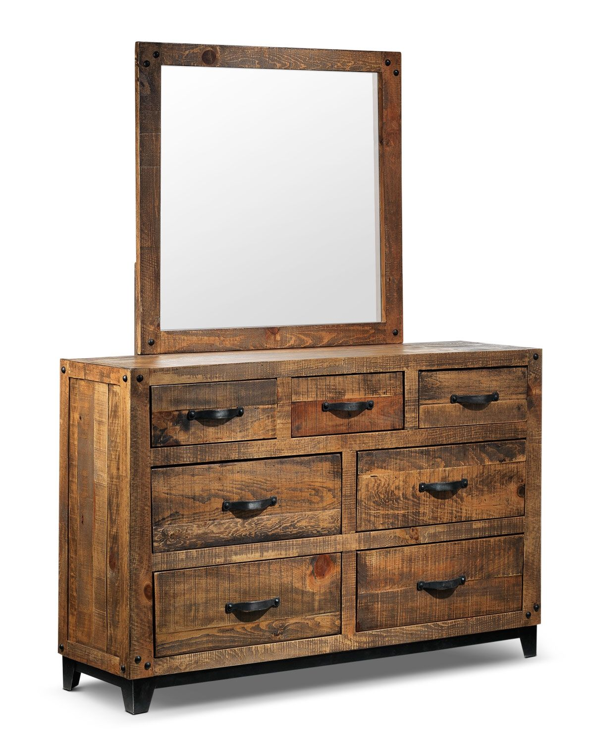 Fine rustic perfect for a casual or modern bedroom the stylishly