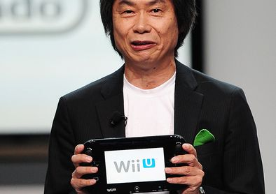 Shigeru Miyamoto Woot!