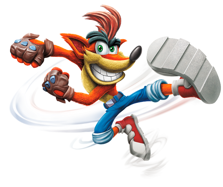 Crash Bandicoot Skylanders With Transparent Background Http Www Guide4games Pro Wp Content Uploads 2016 09 Crash Bandicoot Skylanders Geeks Desenhos Jogos