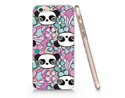 Panda Pattern Slim Iphone 6 6s Case, Clear Iphone Hard Cover Case For Apple Iphone 6 6s Emerishop (NPT072.6sl) Emerishop
