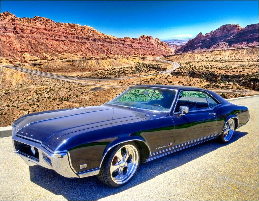 1968 Buick Riviera GS | Kustom Cars | Pinterest | Buick riviera ...