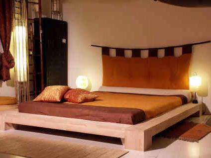 Camera Da Letto Stile Orientale : Scegli un letto dallo stile orientale per la camera da letto