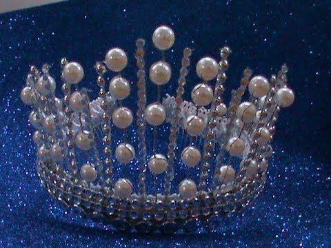 Новогодние короны своими руками 163
