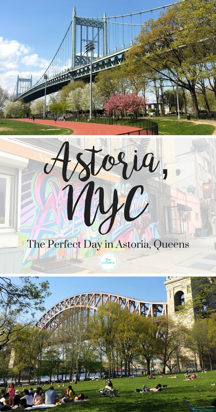 my perfect day in astoria city attractions discovery hub new rh pinterest com
