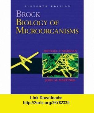 Brock Biology Of Microorganisms (9780132192262) Michael T ...