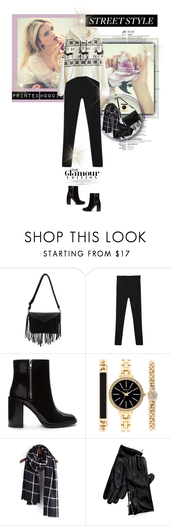 """""""~Beautiful Halo 13~"""" by amethyst0818 ❤ liked on Polyvore featuring Forever 21, Style & Co., Tommy Hilfiger and bhalo"""