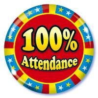 Pin on Perfect attendance