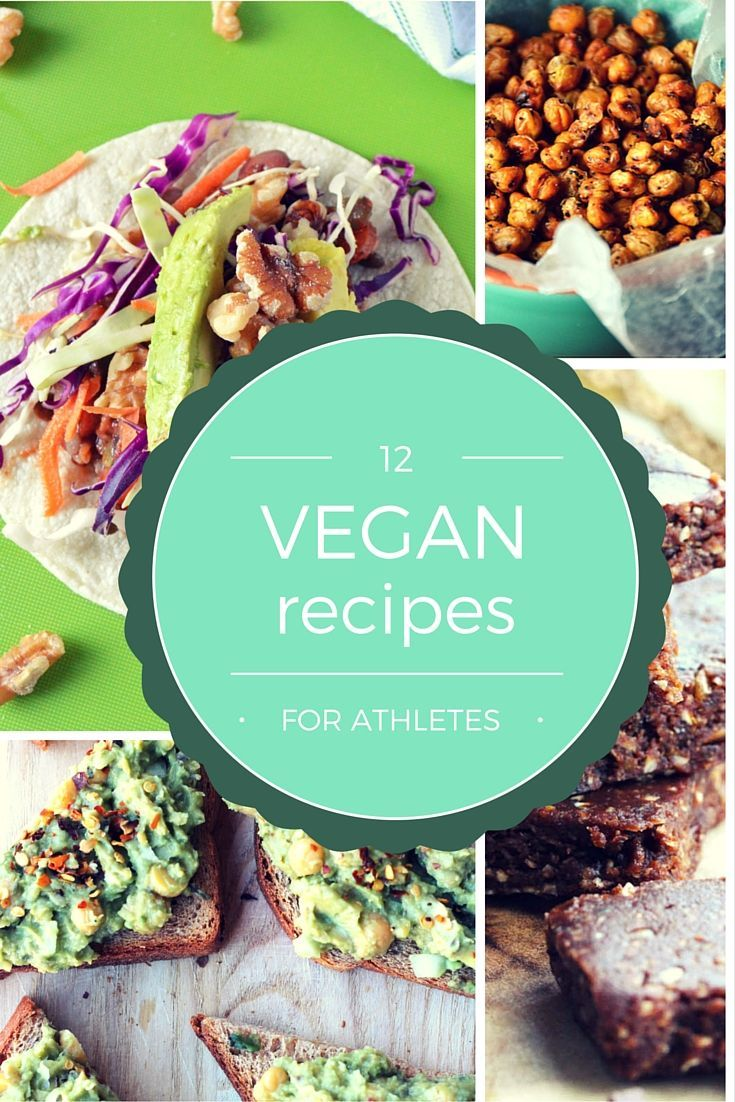 Vegan athletes things to consider 15 vegan recipes athlete ever wondered how you can be a vegan and fuel your workouts get these 7 tips 12 recipes on being a vegan athlete forumfinder Image collections