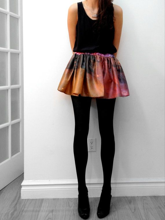 Shadowplaynyc Nebula Skirt