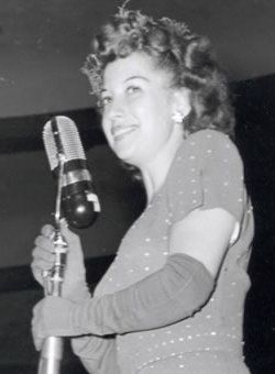Helen Forrest Broke Into Music With The Harry James Orchestra In 1941