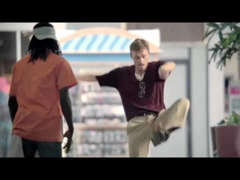 Another hilarious Velveeta commercial.  Eat  like that guy you know!