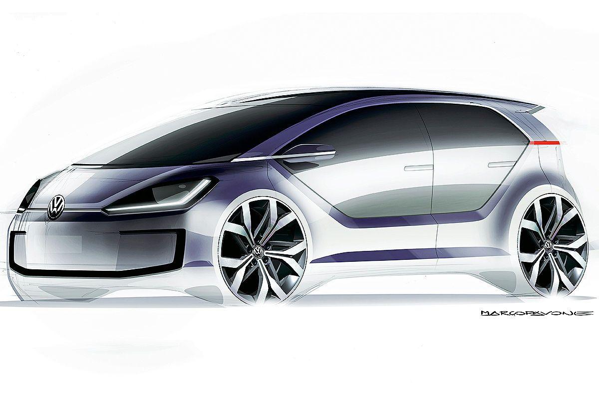 vw zukunft neue modelle bis 2020 vehicle concept render rh pinterest de