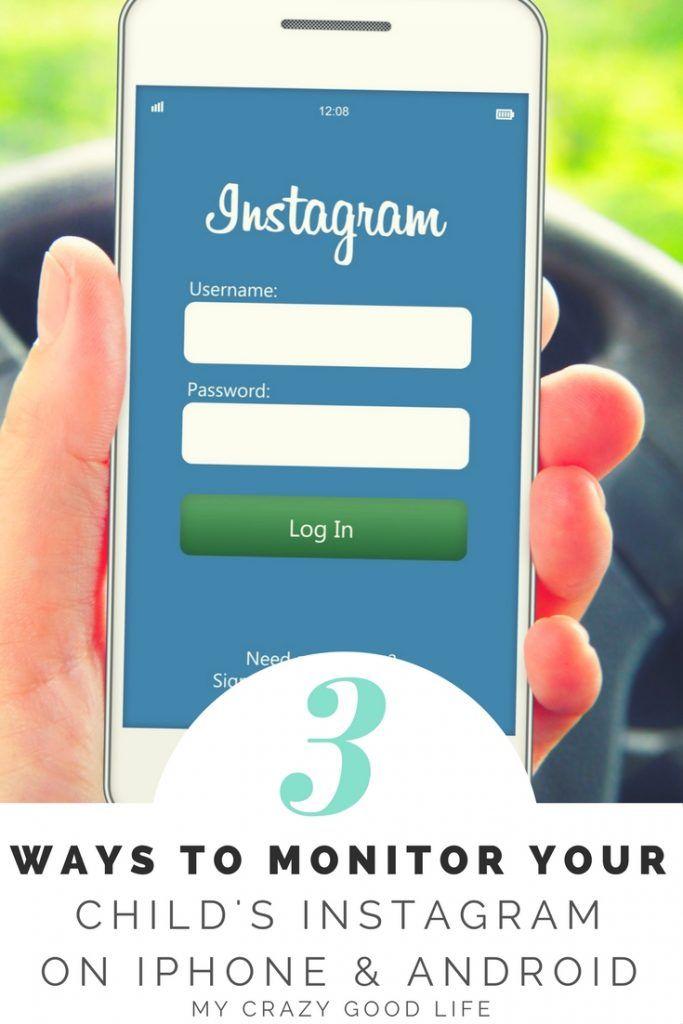 Instagram monitor