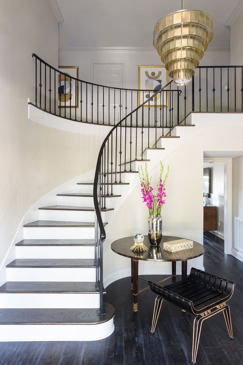 how painted stairs can completely transform your home inviting rh pinterest com