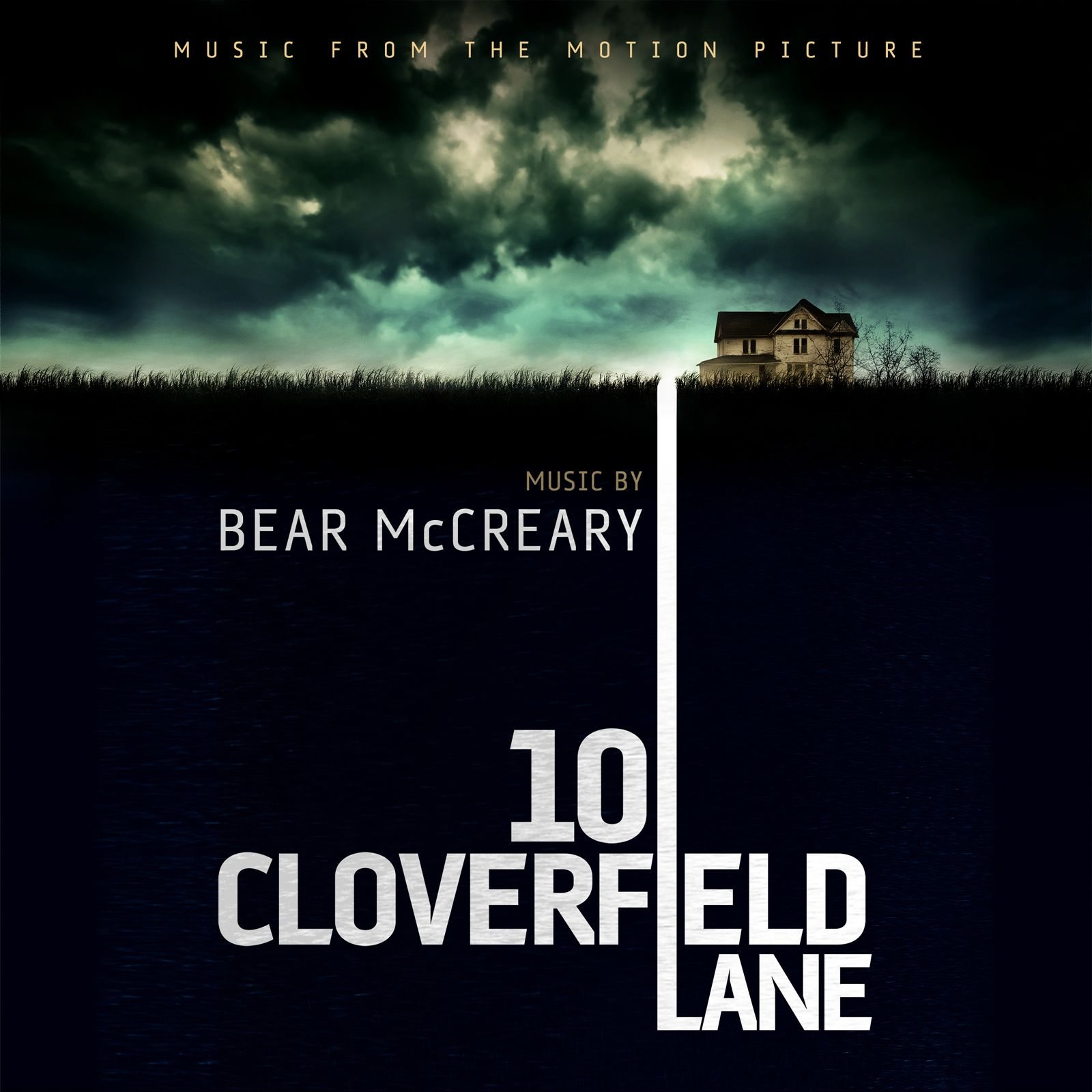 10 Cloverfield Lane Soundtrack Bear Mccreary Cloverfield Lane 10 Cloverfield Lane Bear Mccreary