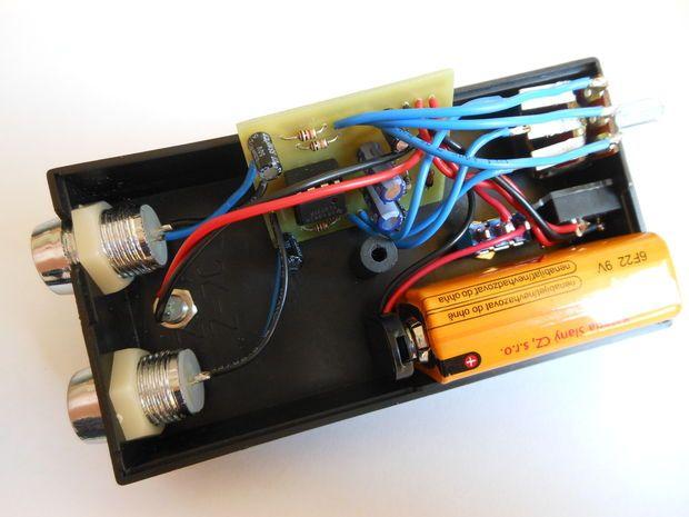 how to build a emf detector
