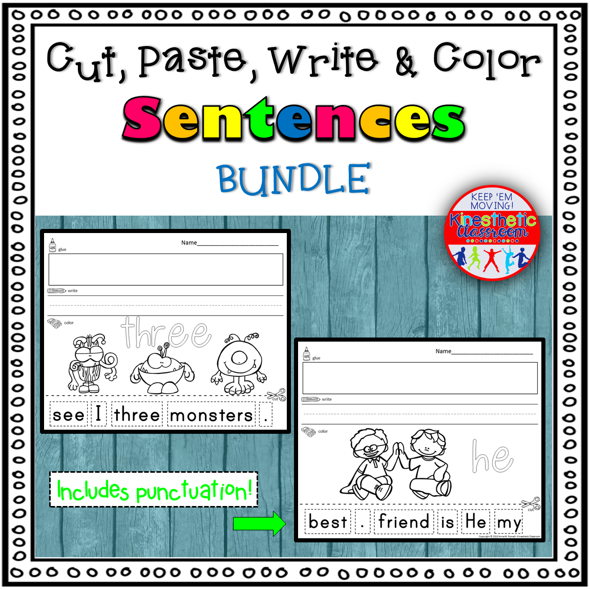 Pin On Kindergarten Language Arts